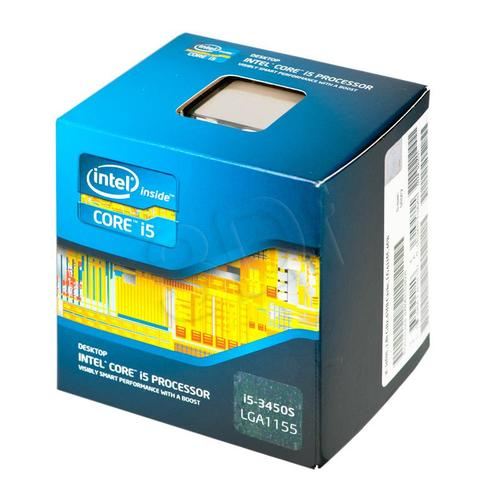 CORE i5 3450s 2.80GHz LGA1155 BOX