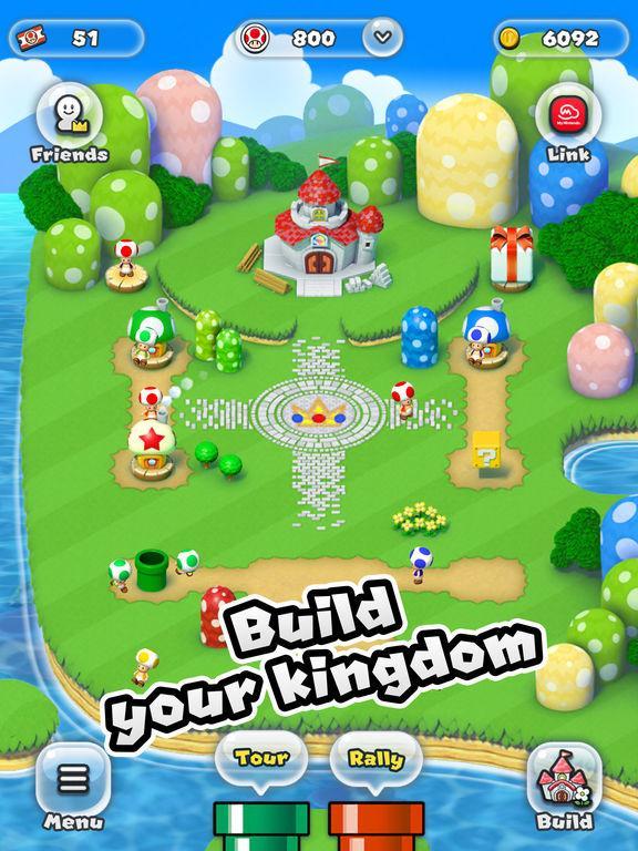 Super Mario Run - Wersja Android