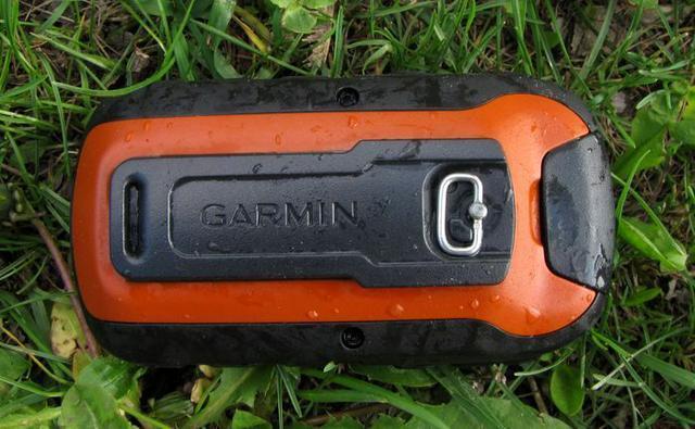 Garmin eTrex 20 fot7