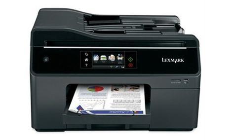 Lexmark OfficeEdge Pro5500 - zaawansowane urządzenie wielofunkcyjne