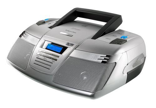 Kruger & Matz Boombox z CD, SD, USB, 8 głośników model KM9900