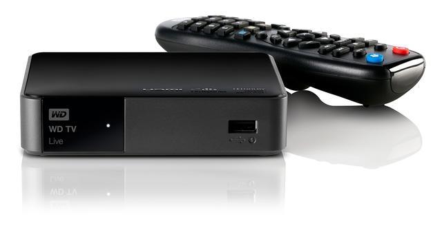 Nowy bezprzewodowy odtwarzacz multimedialny od WD