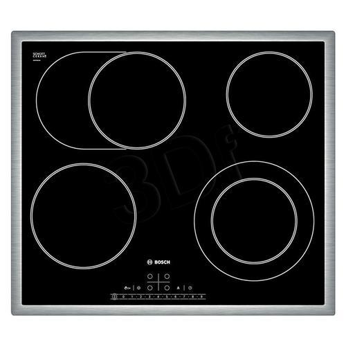 ceramiczna BOSCH PKN 645F17E (elektryczna / czarna / 7500W)