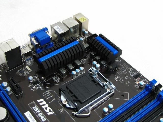MSI Z87-G43 fot3