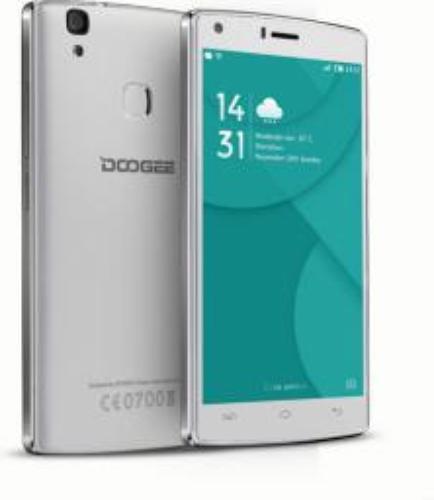 Smartfon DooGee X5 Max Dual SIM Biały (PH2350)