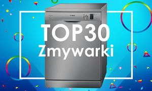 TOP 30 Zmywarek - Najszybsze Zmywarki w Sieci!