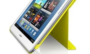 Samsung Etui do Galaxy Note 10.1 limonkowy