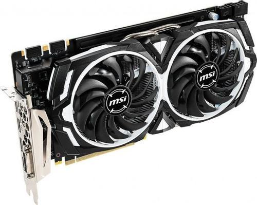 MSI GTX 1060 ARMOR 6GD5X OC 6GB GDDR5X 192bit (GTX 1060 ARMOR 6GD5X