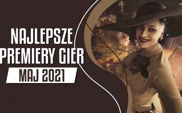 Najlepsze Premiery Gier Maj 2021 - Resident Evil Village, Mass Effect: Legendary Edition
