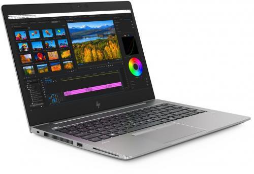 HP Inc. Zbook14u G5 i5-8250U 256/4G/W10H/14' 2ZC33ES