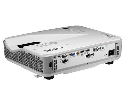 NEC DLP U321H Full HD 3200AL ultra short + uchwyt