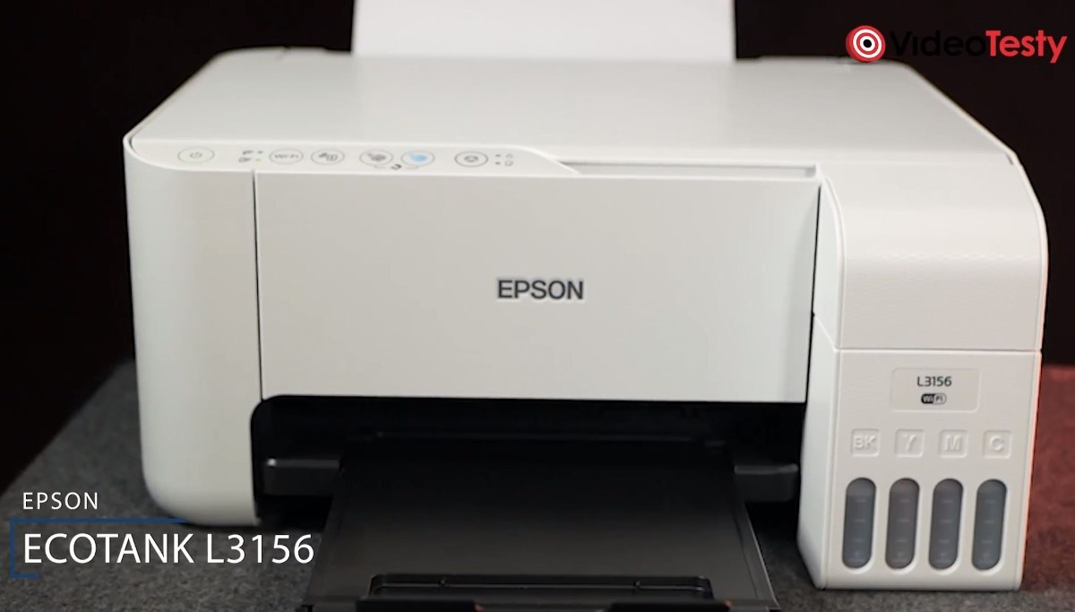 Napis przy Epson L3156