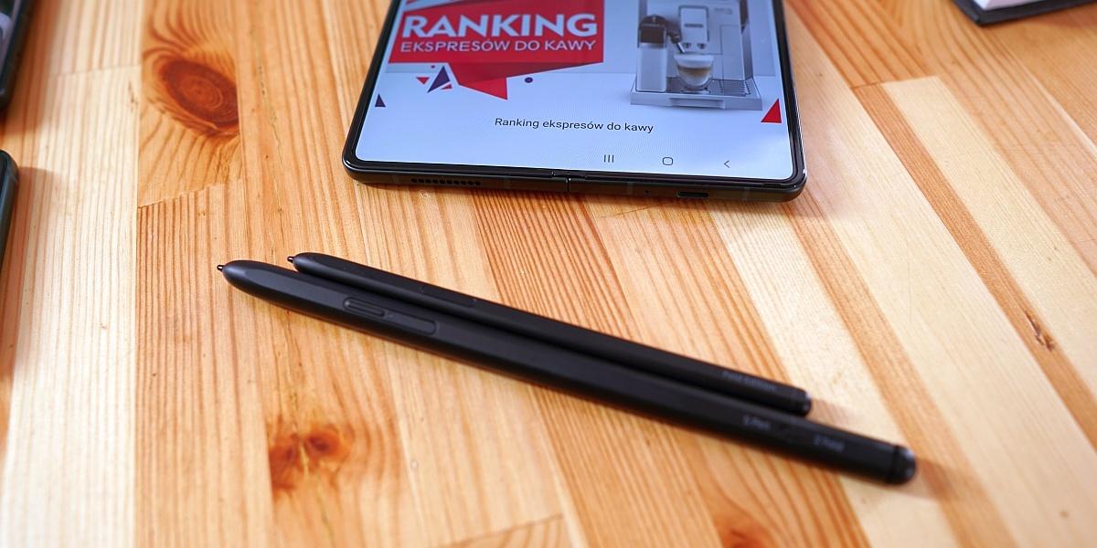 Rysik S Pen Pro jest znacznie większy