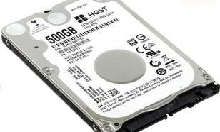 """Hitachi 2.5"""" 500GB (HTS545050B7E660)"""