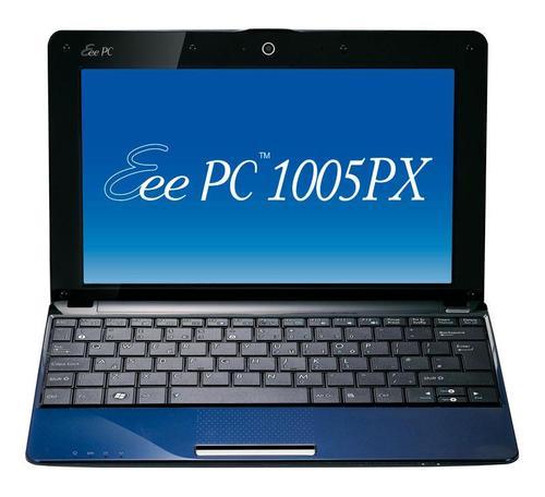 ASUS EeePC 1005PX (Atom N450 niebieski)