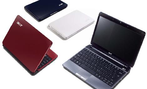 Aspire One 752 - najnowszy netbook Acera