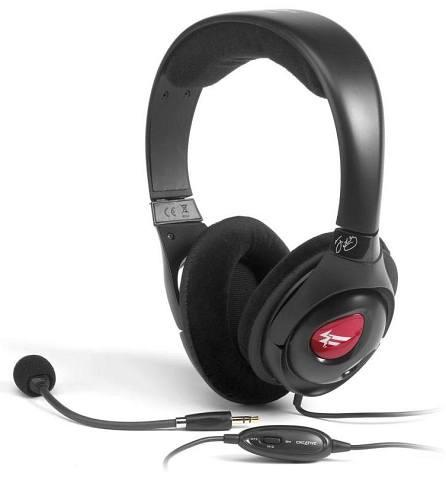 Słuchawki Creative Labs Fatal1ty Gaming HS-800_agito.pl
