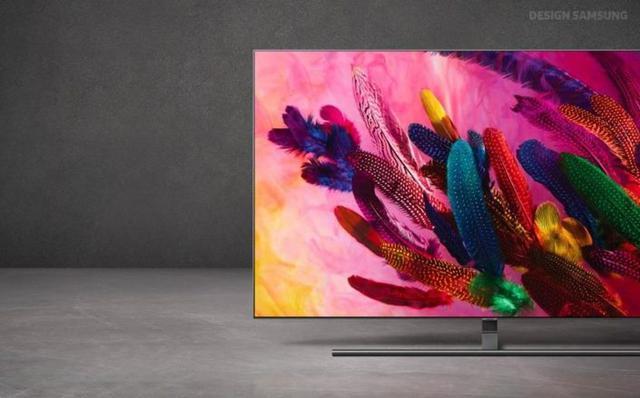 Telewizory Samsunga na 2018 to urządzenia naszpikowane technologią.