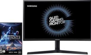Samsung LC24FG73FQUXEN + Star Wars: Battlefront II
