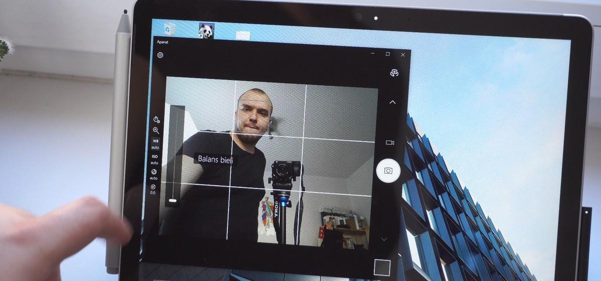Aplikacja aparatu w Windowsie 10 to podstawowe narzędzie