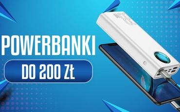 Powerbank do 200 zł | TOP 10 |