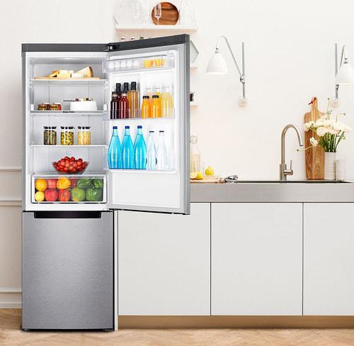 lodówka wolnostojąca Samsung RB30J3000WW