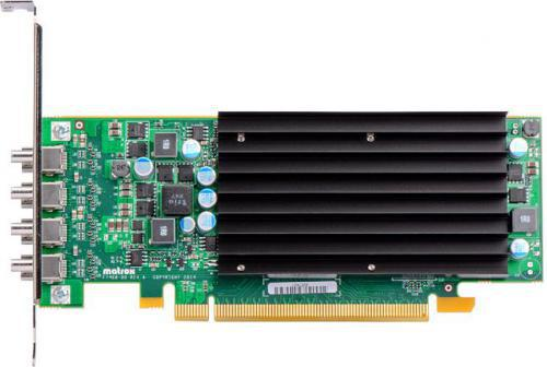 Matrox C420 2GB GDDR5 4x Mini DisplayPort LowProfile (C420-E2GBLAF)