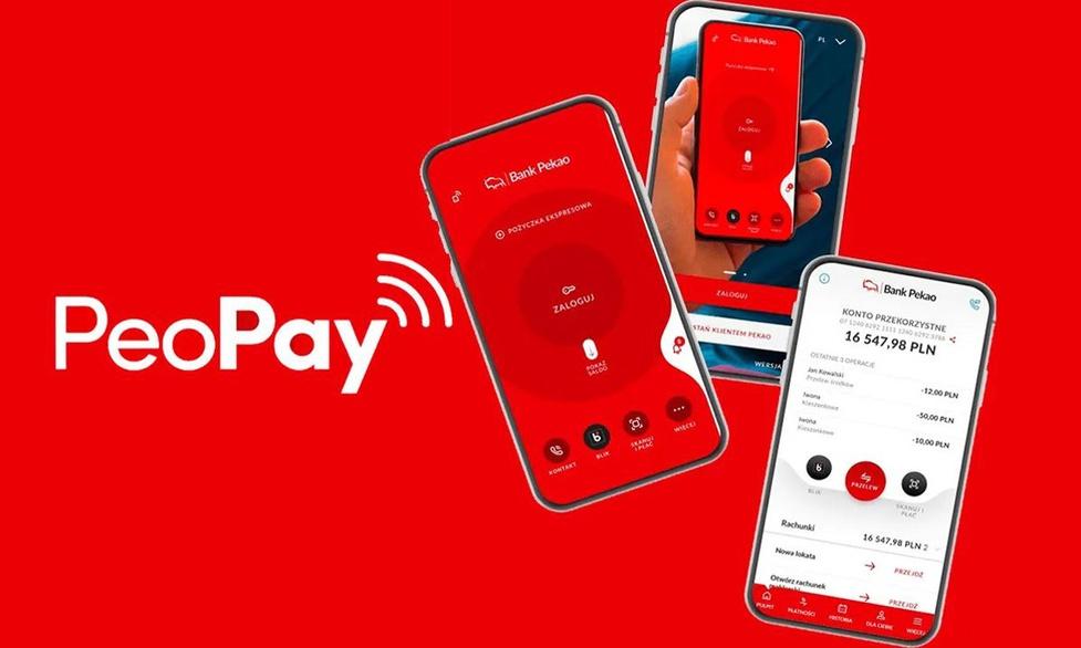 Aplikacja PeoPay banku Pekao dostępna w Huawei AppGallery