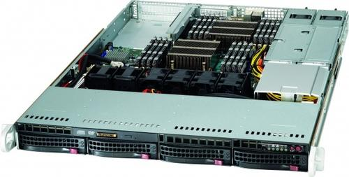 Supermicro SuperServer 6017R-WRF SYS-6017R-WRF