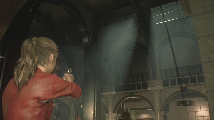 Resident Evil 2 - Coś nie tak z grafiką