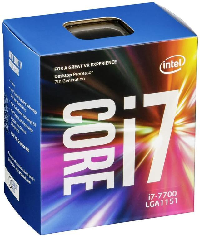 Procesor Intel Core i7-7700