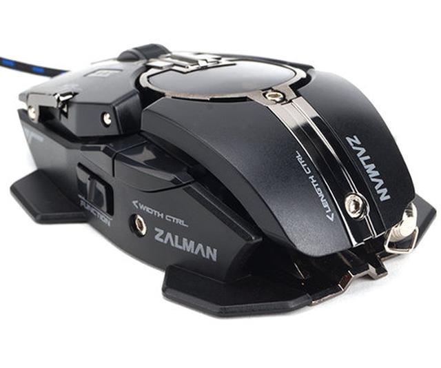 Precyzja w każdym calu - mysz dla graczy ZALMAN ZM-GM4