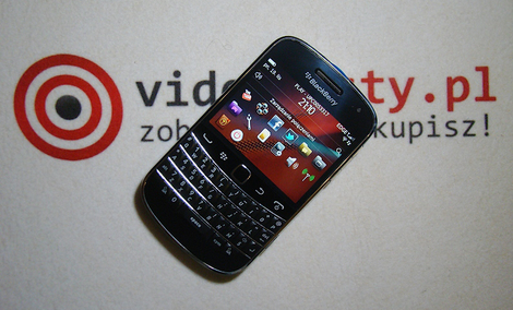 BlackBerry Bold i9900 [TEST]