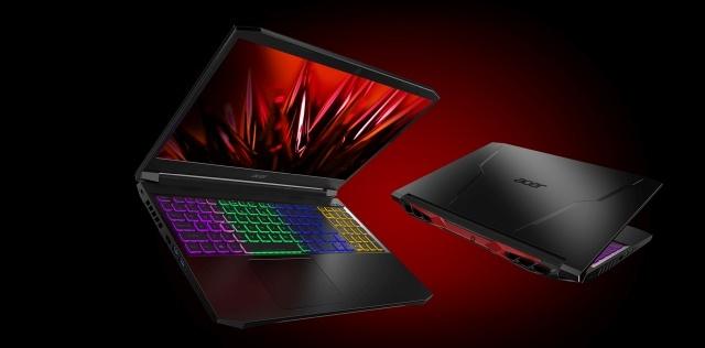 Laptop Acer Nitro 5 to kolorowa i charakterystyczna propozycja