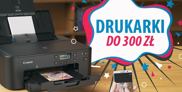 Jaka tania drukarka do 300 zł? |TOP 3|