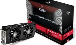 XFX Radeon RX 480 GTR 8GB GDDR5 (256 Bit) 3x DP, HDMI, DVI, BOX (RX-480P8DFA6)