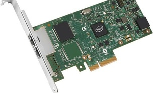 Intel Ethernet Server Adapter 2xRJ45 PCI-E Bulk I350-T2V2BLK