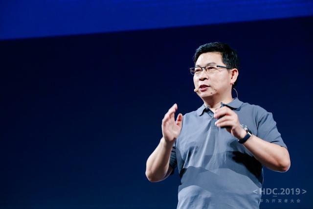 Richard Yu z Huawei wierzy w przyszłość Harmony OS