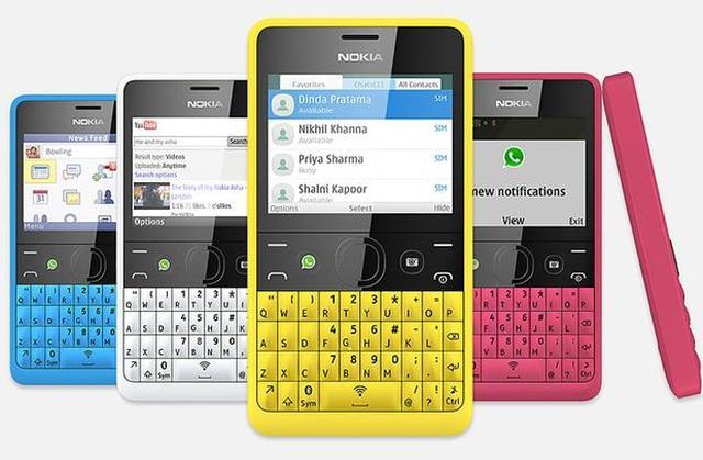 Nokia Asha 210 fot5