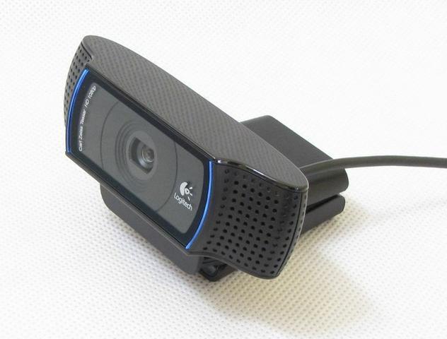 Logitech HD Pro Webcam  C920 fot1