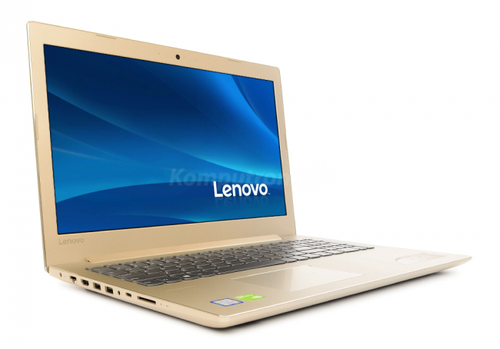 Lenovo Ideapad 520-15IKB (81BF008XPB) Złoty - 480GB SSD - Raty 20 x