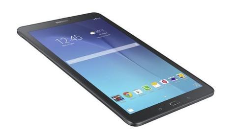 Samsung Galaxy Tab E - Poręczne Centrum Multimedialnej Rozrywki