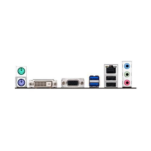 Asus H81M-K s1150 H81 2DDR3 USB3/GLAN/8CH uATX