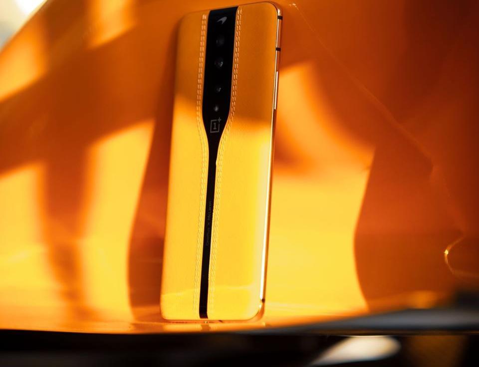 OnePlus Concept One z tyłu ma dość niecodzienny wygląd