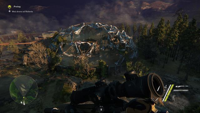 Sniper: Ghost Warrior 3 - Fabuła