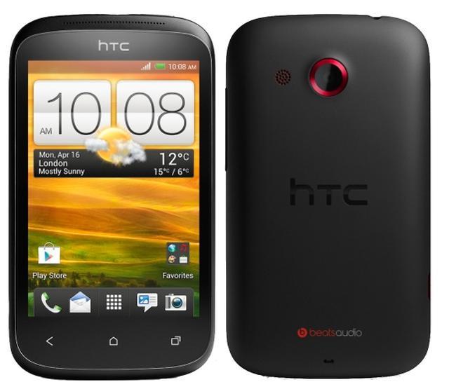 HTC Desire C - nowy smartfon w przystępnej cenie