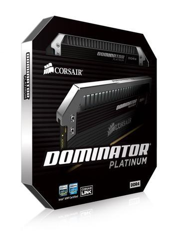 Corsair DDR4 Dominator PLATINUM 16GB/3000 (4*4GB) CL15-17-17-35