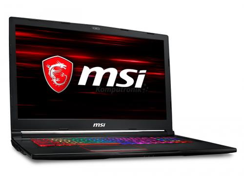 MSI GE73 Raider RGB 8RE-490PL - 240GB M.2 + 1TB HDD | 12GB