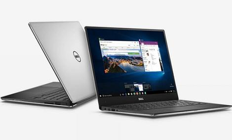Dell XPS 13 - Ultra Smukły Notebook Dell