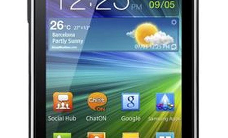 Samsung Wave Y [TEST]